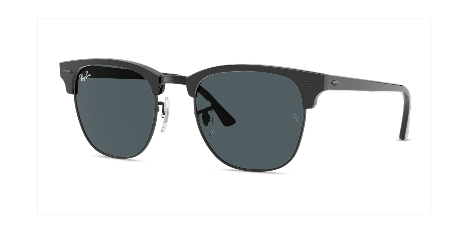 Ray-Ban RB3016 - Ray-Ban Clubmaster Nero remix